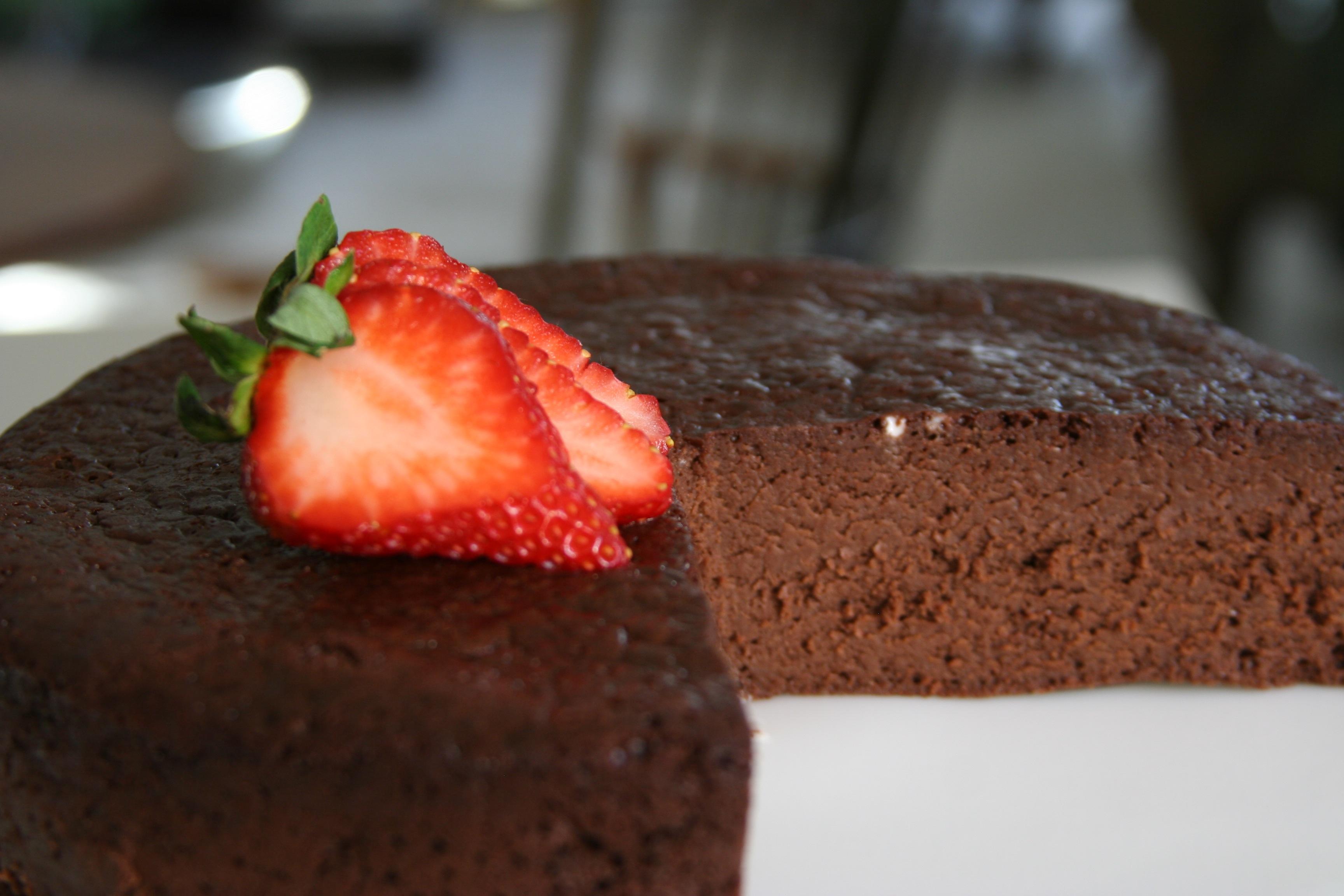 Le Cordon Bleu Flourless Chocolate Cake Recipe